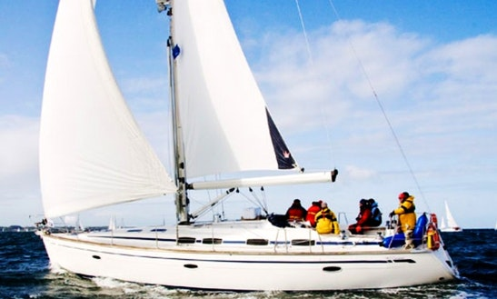 Sailing Charter On 46ft