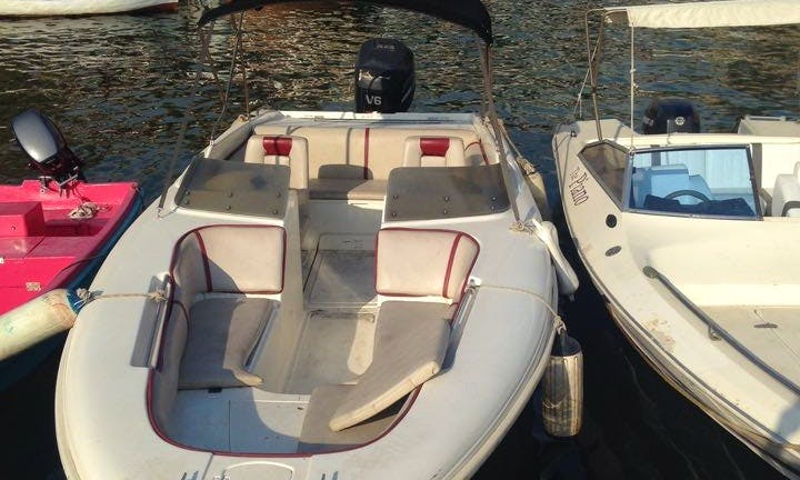 V6 Engine Powerboat rental for up to 7 people in Mount Lebanon Governorate, Lebanon