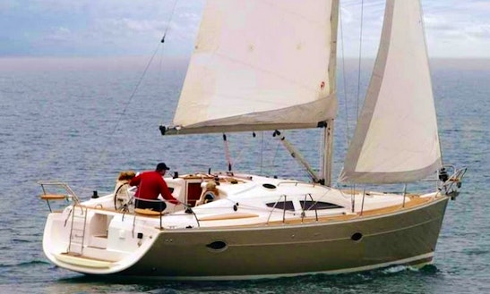 Sailing Charter On 38' Elan Impression Cruising Monohull In Split, Croatia