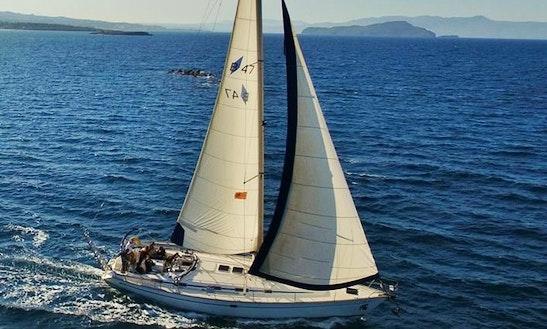Charter A Cruising Monohull In Chania, Greece