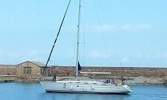 Charter a Bavaria 40 Cruising Monohull for up to 8 people in Chania, Greece
