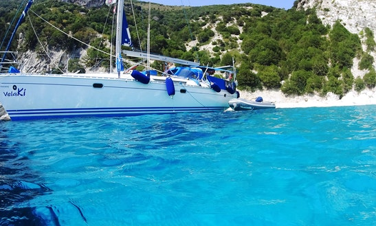 Velaki Well Being Sailing All Inclusive In The Greek Ionian Islands