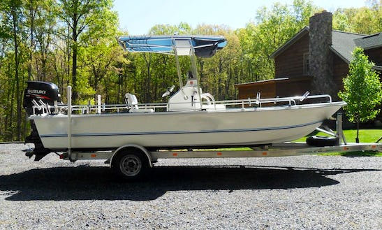 Enjoy Fishing On 26ft Custom Center Console In Cape Charles,virginia