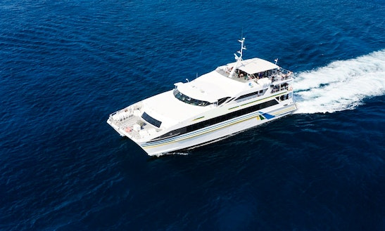 Bali Hai Ii Power Catamaran Day And Evening Cruises