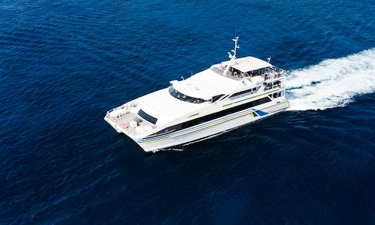 Bali Hai Ii Power Catamaran Day And Evening Cruises