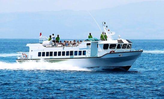 Passenger Boat Rental In Kuta