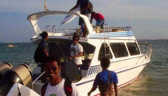 Private Speedboat Surf Charter In Bali
