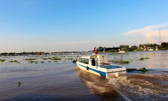 Charter A Passenger Boat In Đào Hữu Cảnh, Vietnam