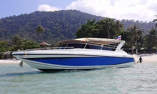 Charter A Passenger Boat In Ko Samui, Thailand