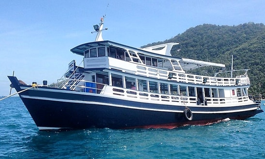 Mv Waverunner (passenger Boat)  In Phuket