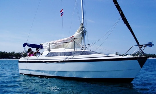 Cruising Sailboat Charter In Ko Samui
