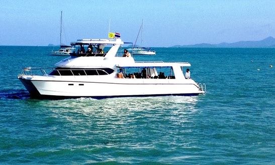 Power Catamaran Rental In Koh Samui