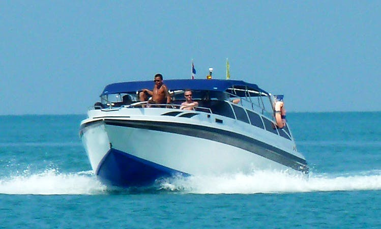 Speed boat(Boat number : 1-3)  in Ko Samui