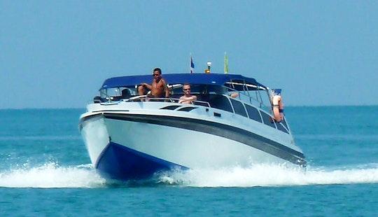 Speed Boat(boat Number : 1-3)  In Ko Samui