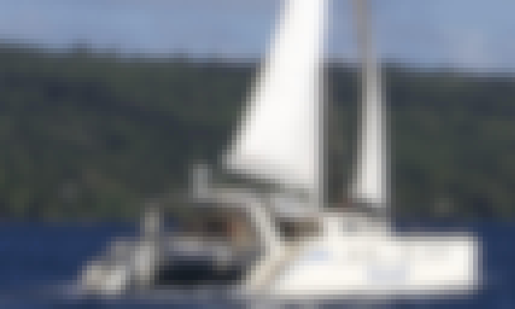 Cruising Sailing Catamaran for charter  in Port Vila and throughout Vanuatu Islands
