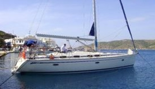 Week Long Charter In A Bavaria Cruiser 46 In Iraklio, Greece