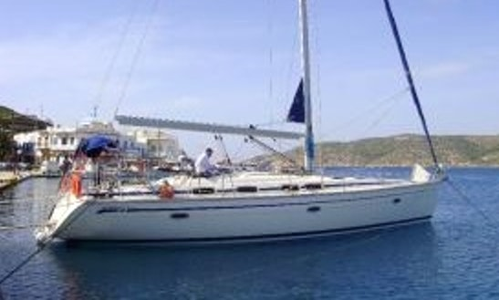 Cruising Monohull Rental In Iraklio