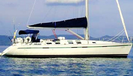 Captained Charters On A Beneteau First 455 From Phuket,thailand