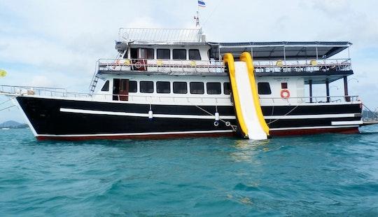 Minimum 30 Guest! - Motor Yacht Rental In Tambon Chalong
