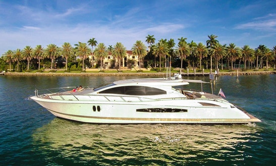 75' Lazzara Power Mega Yacht