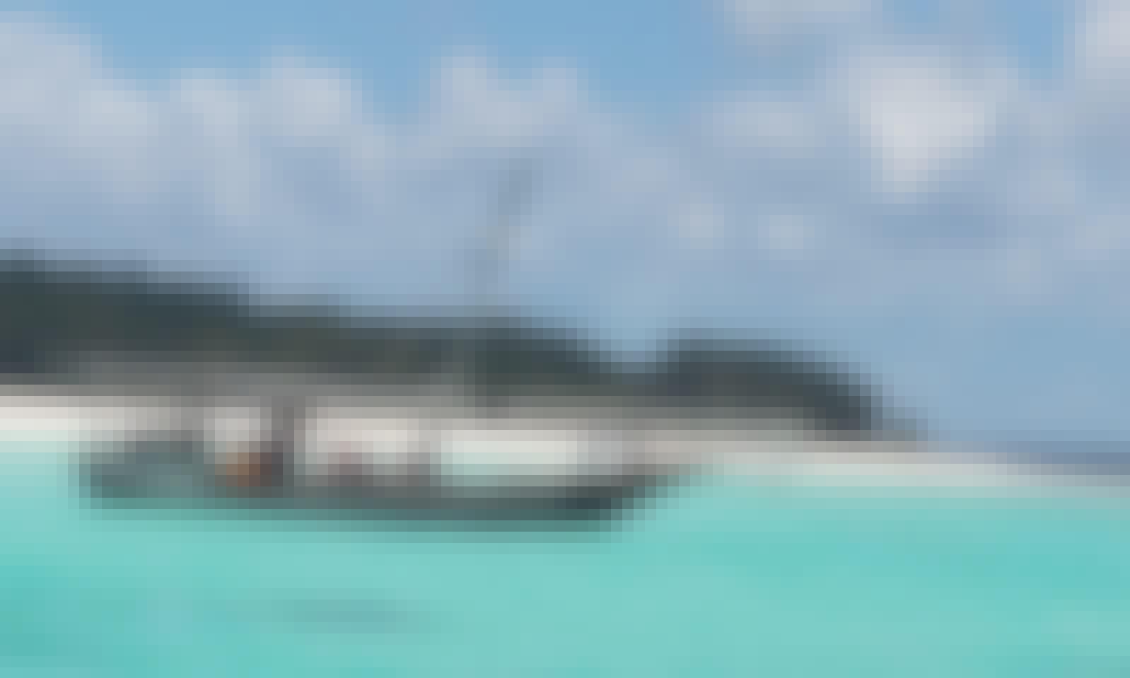 Authentic Fishing Charter in Zanzibar, Tanzania on a local Traditional Boat