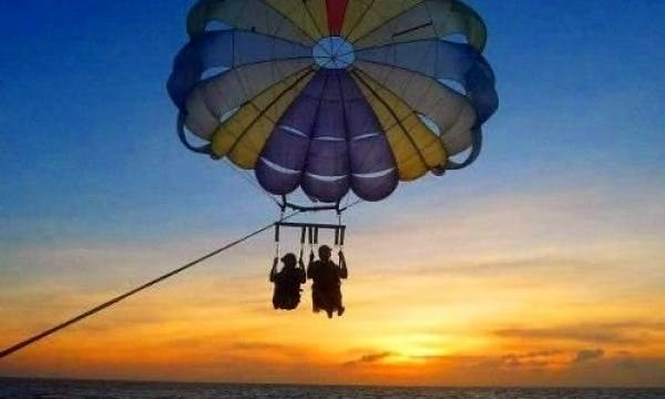 Amazing Parasailing Adventure for 2 People in Malay, Philippines