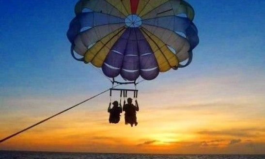 Parasailing In Malay