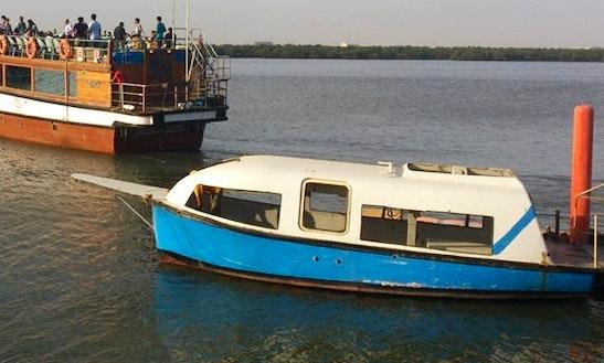 Charter A Cuddy Cabin In Karachi, Pakistan