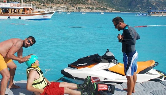 For 200 Try Your Can Rent A Jet Ski In Muğla, Turkey