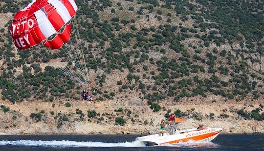 See The Beauty Of Muğla, Turkey On A Bowrider Boat