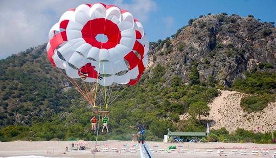 Fly Through The Air Like A Turkish Bird!