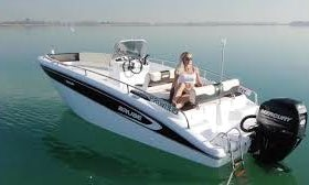 Rent a 17 ft Center Console for 6 Peole in Caorle, Italy