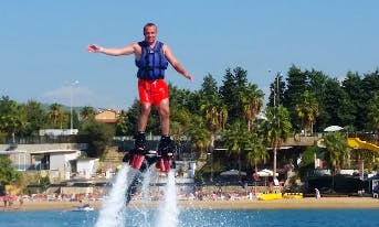Flyboarding Ride for 15-Minutes in Antalya, Turkey