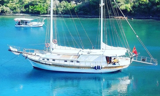 Charter Remo Gulet In Muğla, Turkey