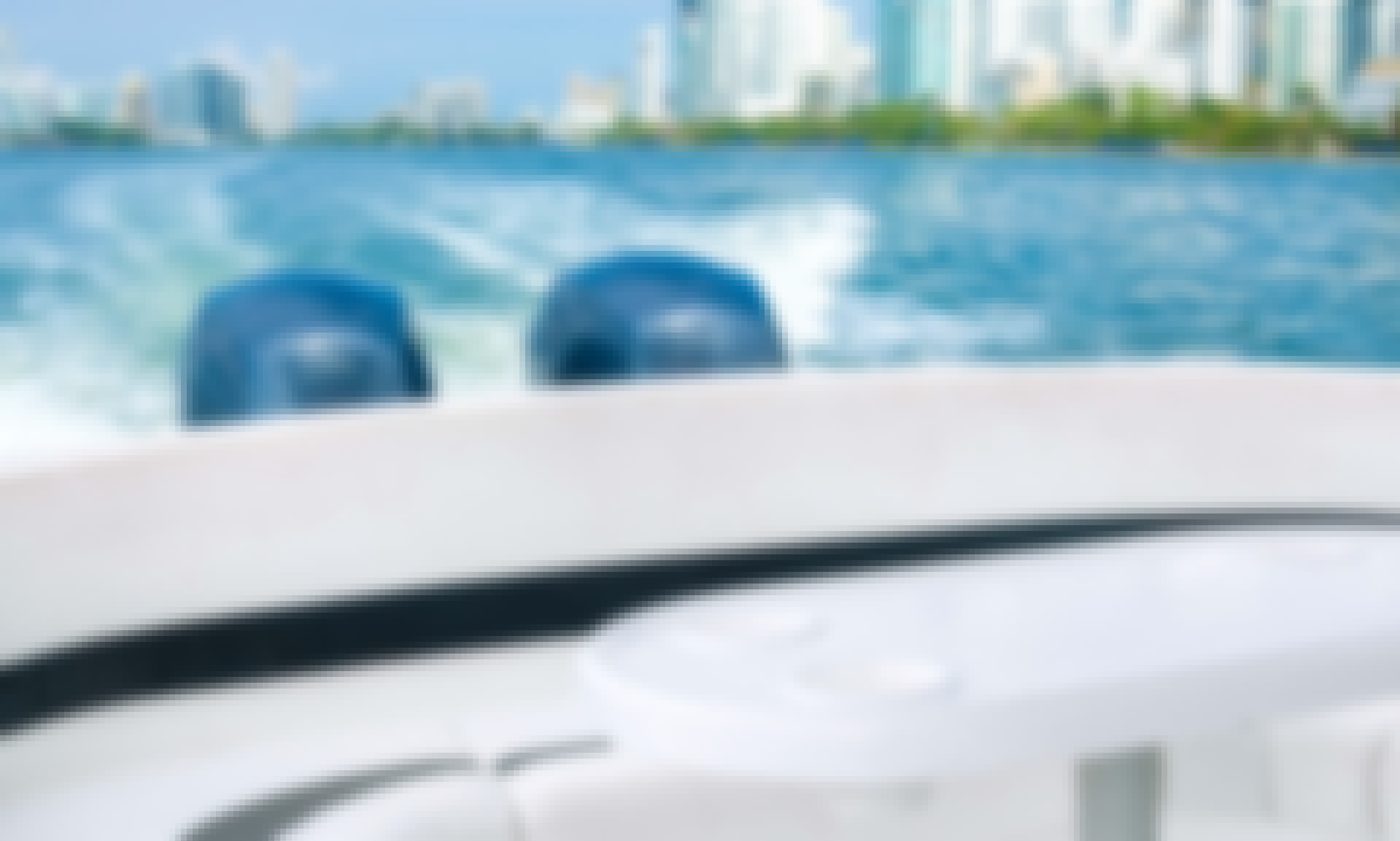 Amazing Sightseeing Tour On-board a 29ft Center Console for Up to 10 People in Cartagena, Colombia