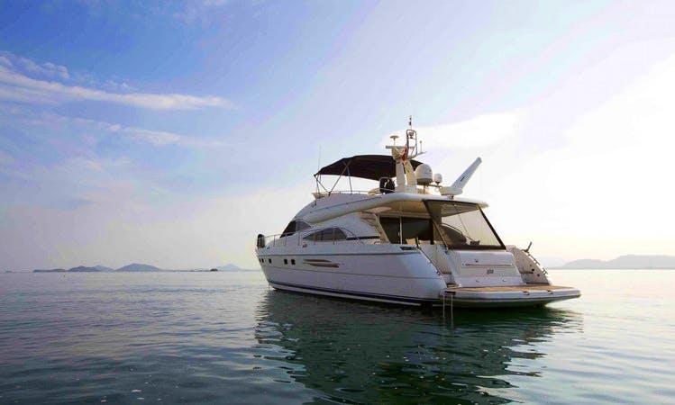 65' Motor Yacht Louise in Phuket
