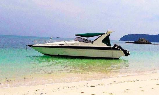 Charter A Cuddy Cabin In Phuket, Thailand