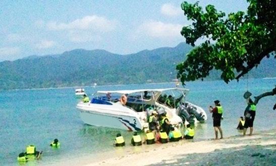 Passenger Boat Charter In Tambon Ko Chang, Thailand