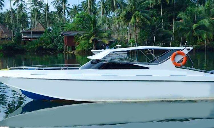 Aothai Speedboat Trips in Thailand