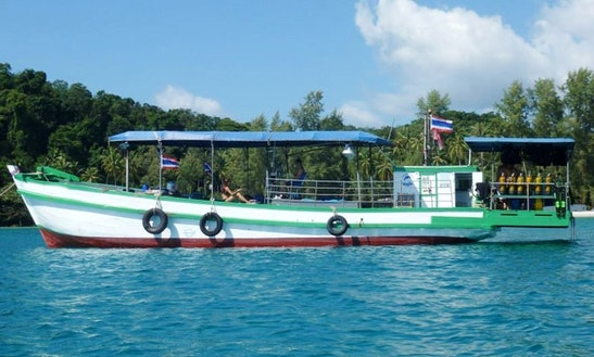 Diving Boat Tour In Tambon Koh Kood