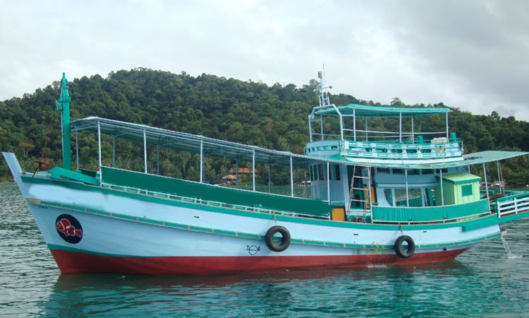 Charter 4 Island Snorkling Trip in Tambon Koh Chang Tai