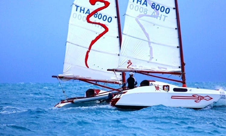 27' Sailing Catamaran in Ko Samui