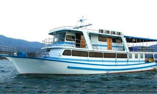 Mv Daranee Diving Boat  In Tambon Ko Kaeo