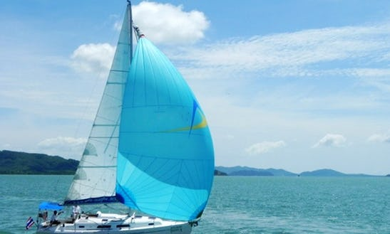 Hanse 315 Sailing Yacht Charter In Ko Tao