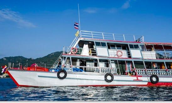 Passenger Boat Rental In Tambon Ko Tao