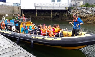 Enjoy Private Boat Tour On RIB In Galway, Ireland