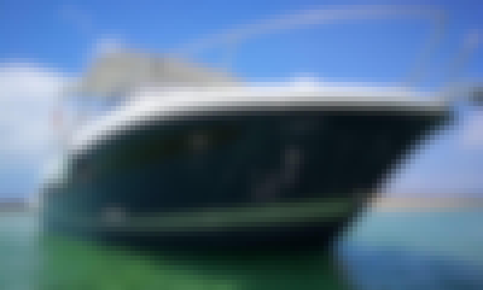Charter 26' Jeaneu Cap Camarat Motor Yacht in Santa Eulària des Riu, Spain