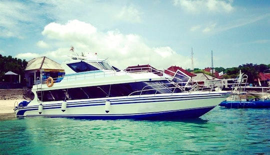 Glory Express Fast Boat (indonesia)