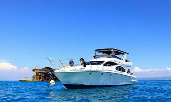 Charter 123' Phinisy Ss Ll Power Mega Yacht In Kuta Selatan, Indonesia