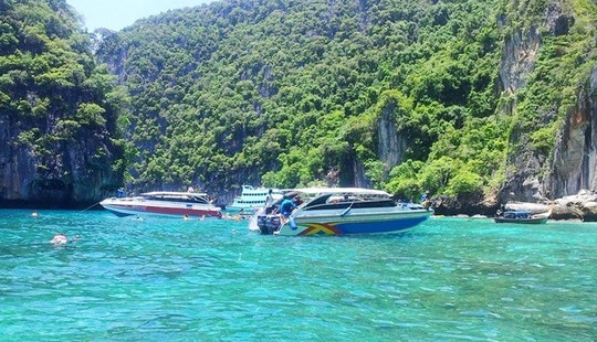 Cruise In Tambon Ao Nang, Thailand On A Motor Yacht Charter